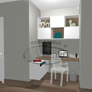 Marcenaria Milenio home office planejado (2)